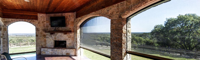Dallas Solar Screens Longhorn Screens Shades Shutters