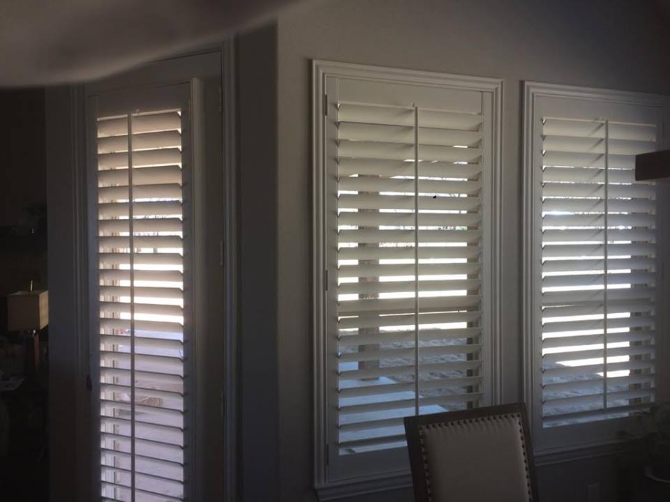 Custom Plantation Wood Shutters Add Beauty to Your Home