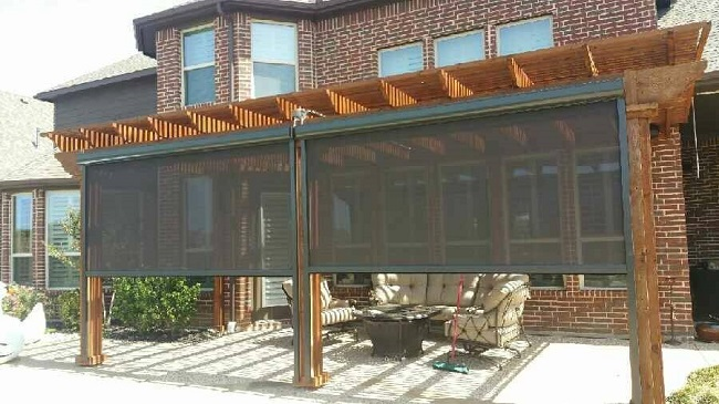 Minimize Your Home's Exposure to UV Rays with Patio Roller Shades