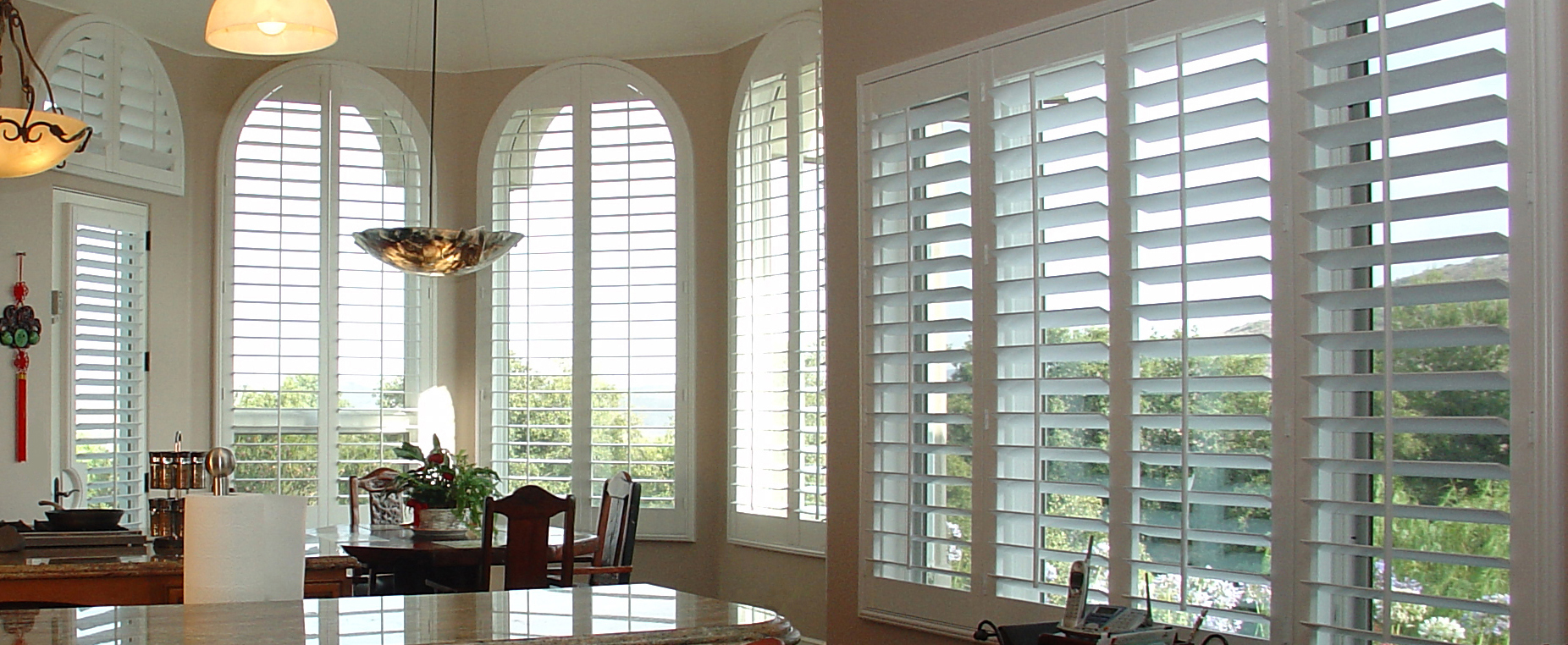 Increase Your Home's Energy Efficiency with Custom Plantation Shutters
