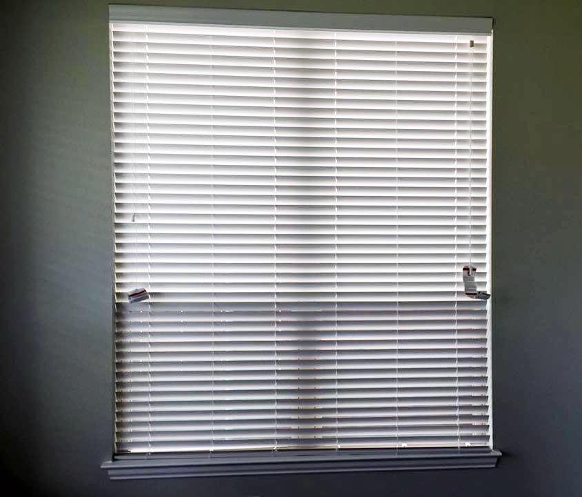 Three Reasons to Choose Faux Wood Blinds
