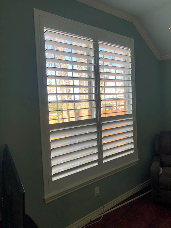 The Primary Benefits of Choosing Plantation Shutters